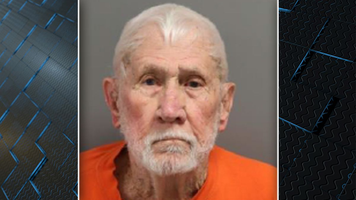 90-year-old husband charged with murder of his wife