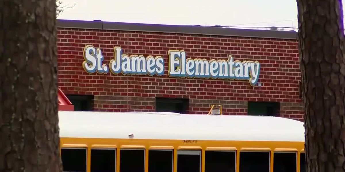 More mold found at St. James Elementary; students moved from two classrooms