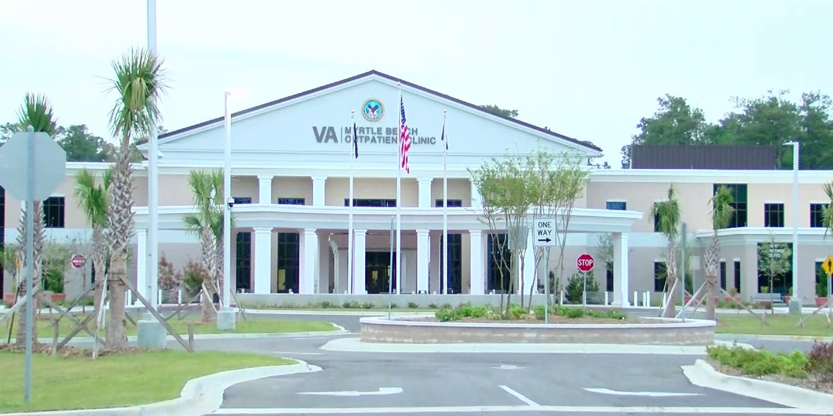 Veterans excited about new state-of-the-art VA clinic opening next week in Myrtle Beach