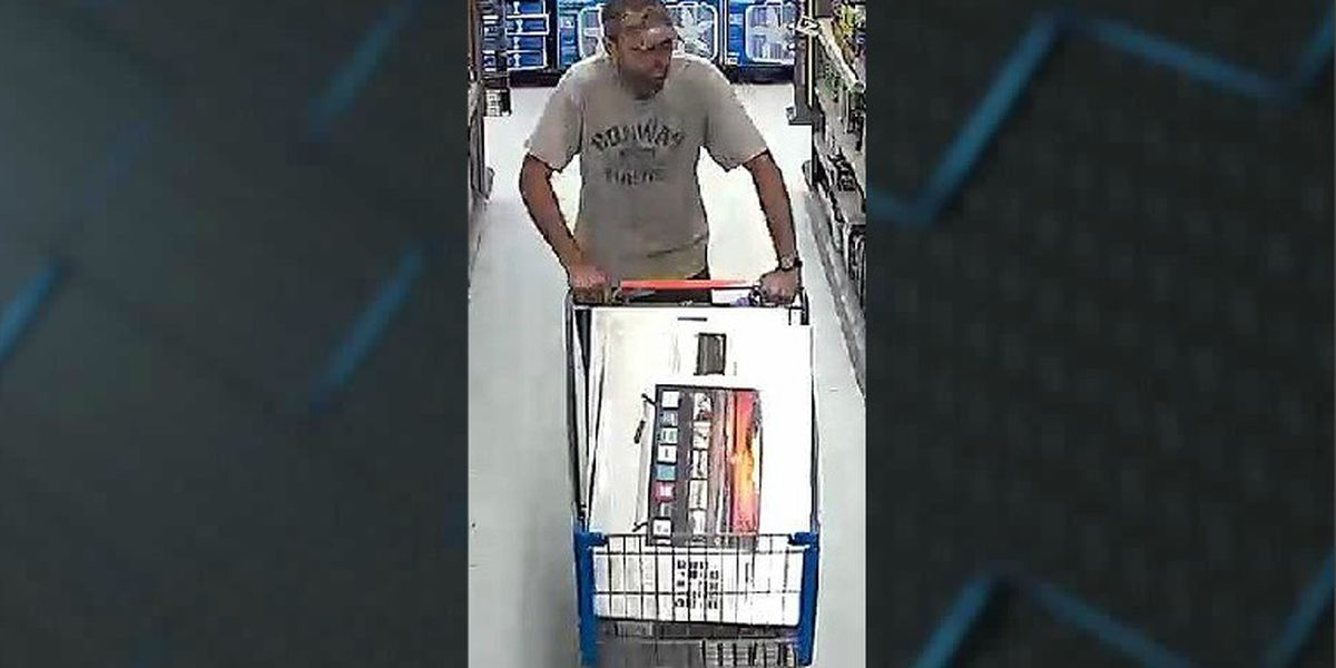 Man wanted in North Myrtle Beach shoplifting cases