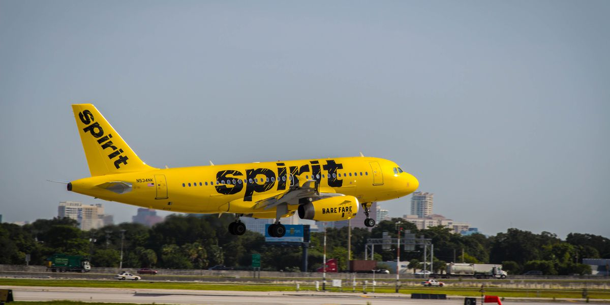 Spirit to offer nonstop service from Minneapolis to Myrtle Beach starting next spring