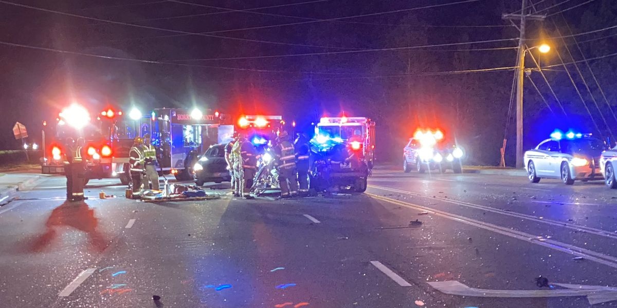 One facing DUI charge following Socastee Blvd. crash that seriously injured two, officials say