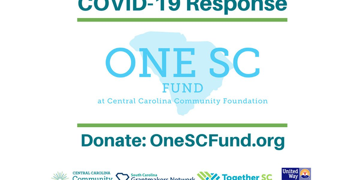 One SC Fund activated to help provide relief for COVID-19 pandemic