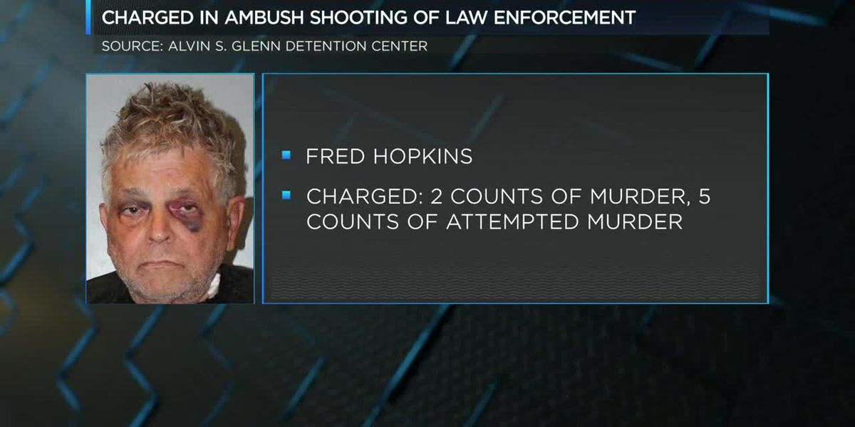 Fred Hopkins due in court on Monday