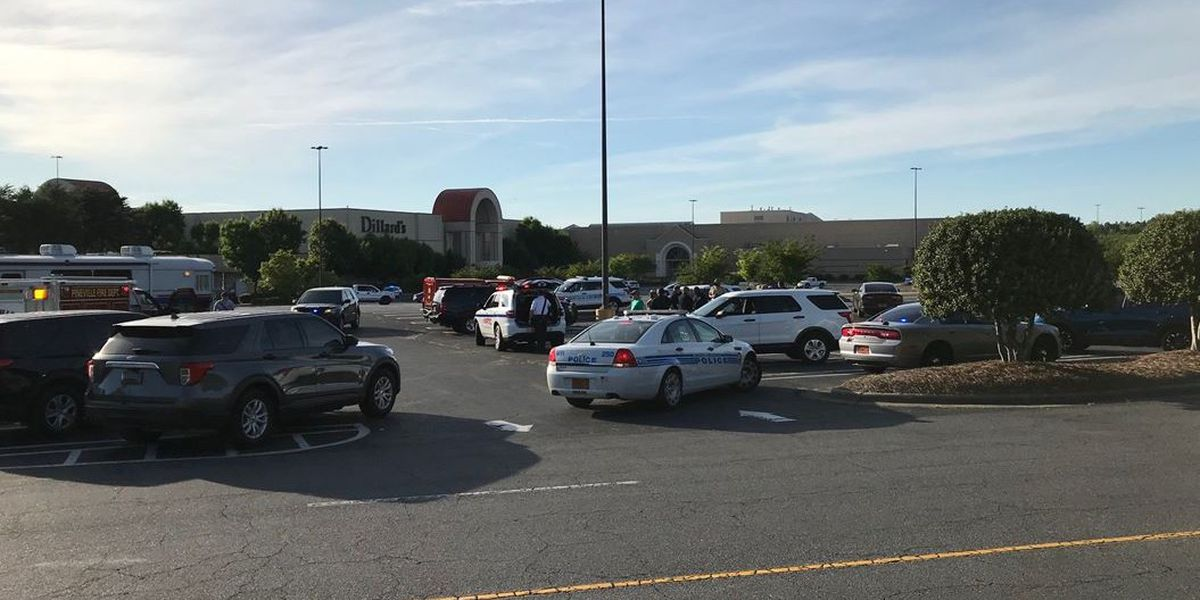 'I was terrified': Two injured, arrest warrants issued after shootout inside Pineville mall