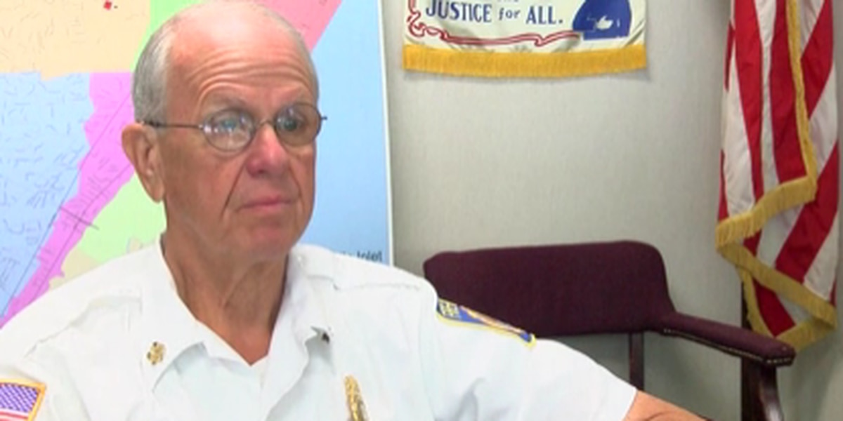'I have been just so blessed': Horry County Council honors retiring MIGC Fire District chief