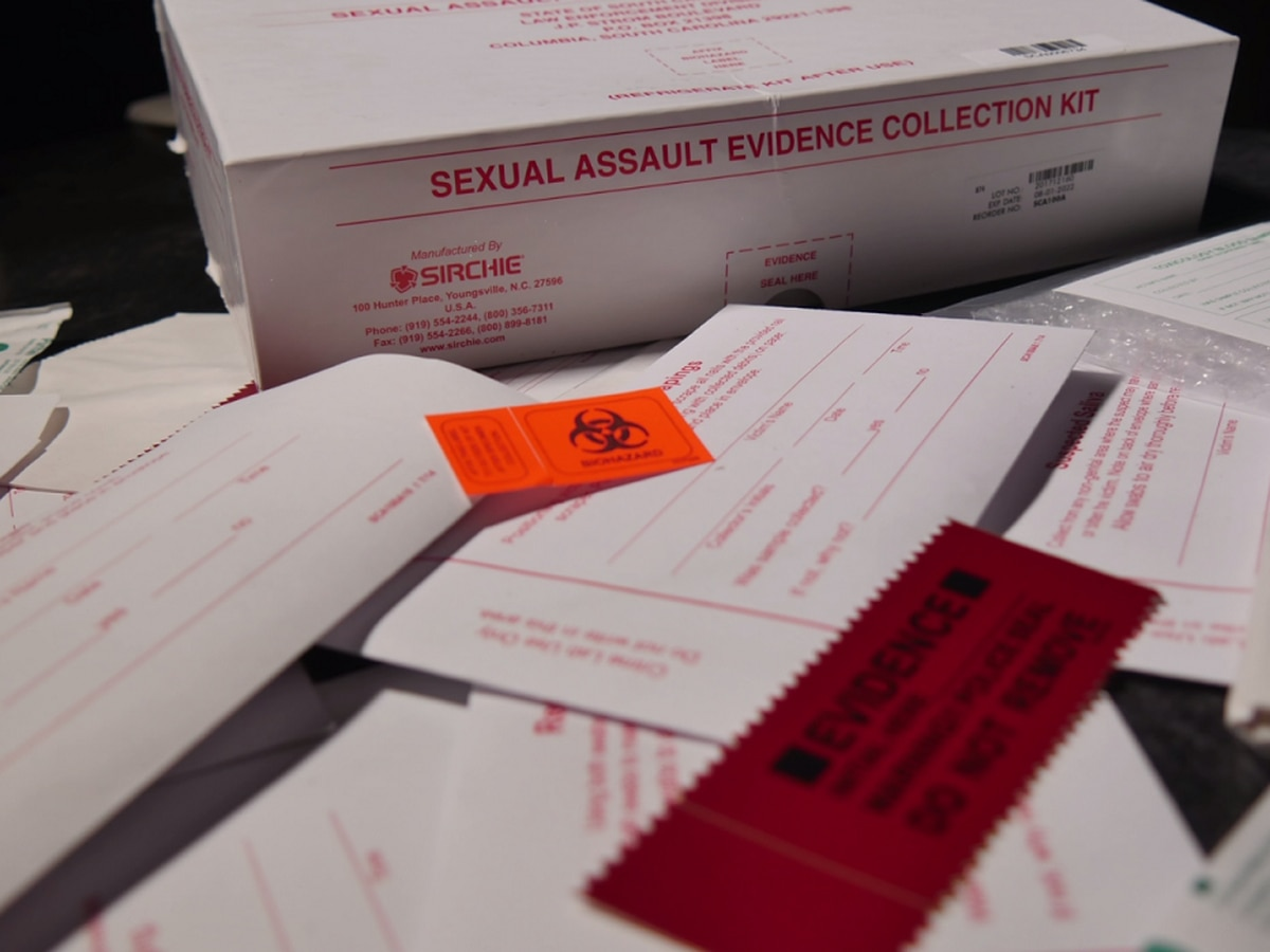 Anonymous submissions among reasons why rape kits go untested