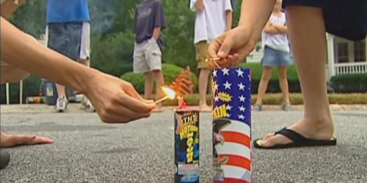 Fire official offers fireworks safety tips and explains where they're legal