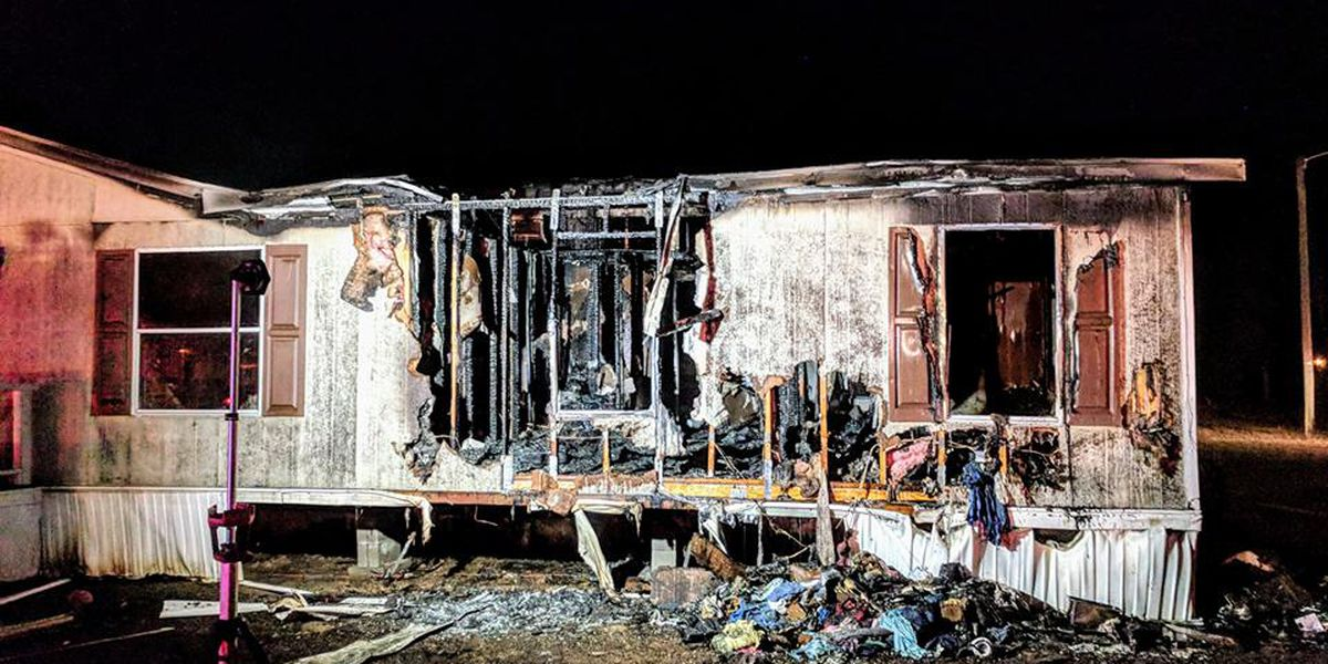 No injuries reported after overnight house fire in Marion County