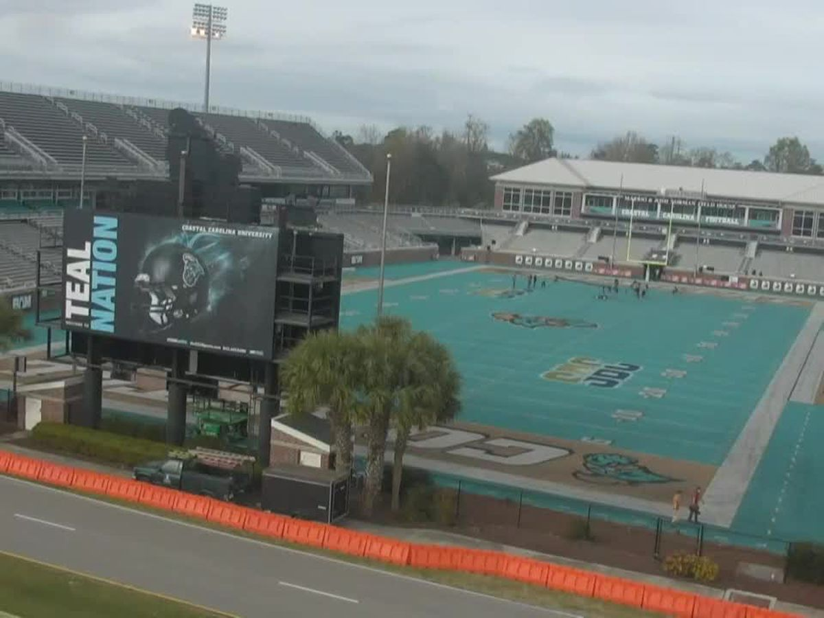 ESPN analysts excited to bring 'College GameDay' to CCU campus