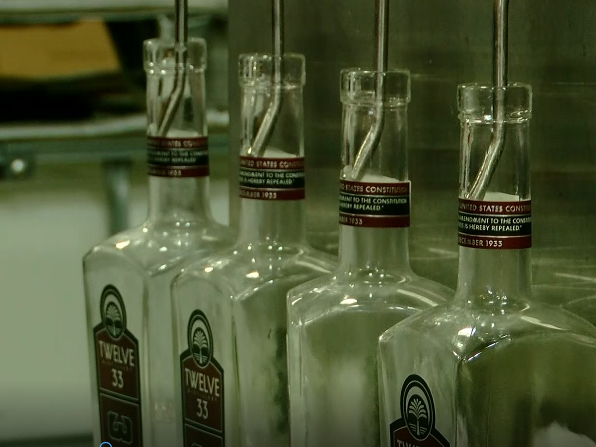 South Carolina microdistilleries 'take a shot' and push for fewer restrictions