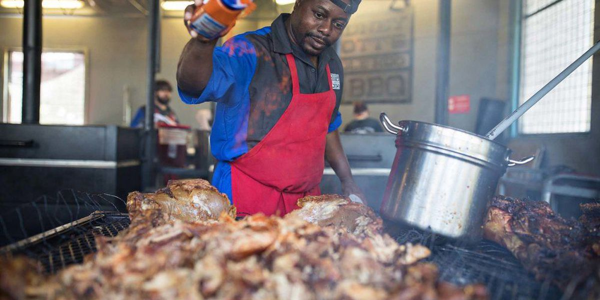 Hemingway barbecue chef named best in the Southeast
