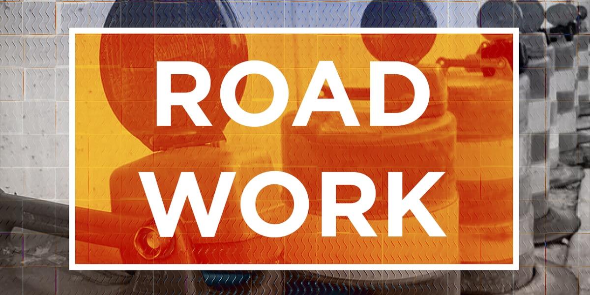 Part of Ocean Boulevard closed Tuesday for milling, repaving