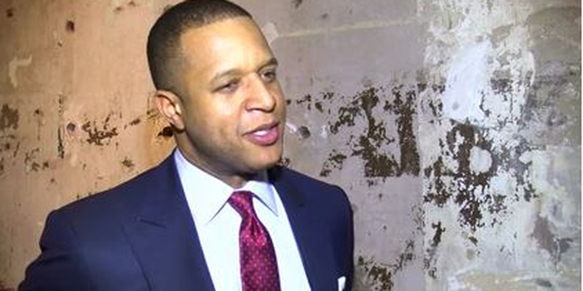 SC native, NBC News anchor Craig Melvin champions fight against homelessness at 'Night of Promises' gala