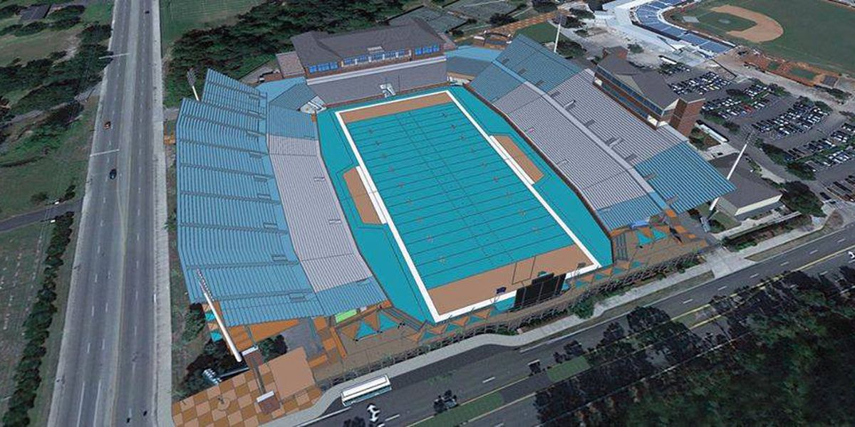 CCU athletic leaders say Brooks Stadium expansion will economically affect the region