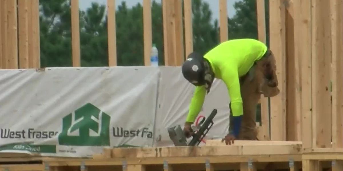 Myrtle Beach sees increase in construction spending despite pandemic