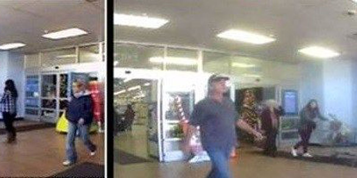 Two suspects stole purse from Georgetown Walmart, police say