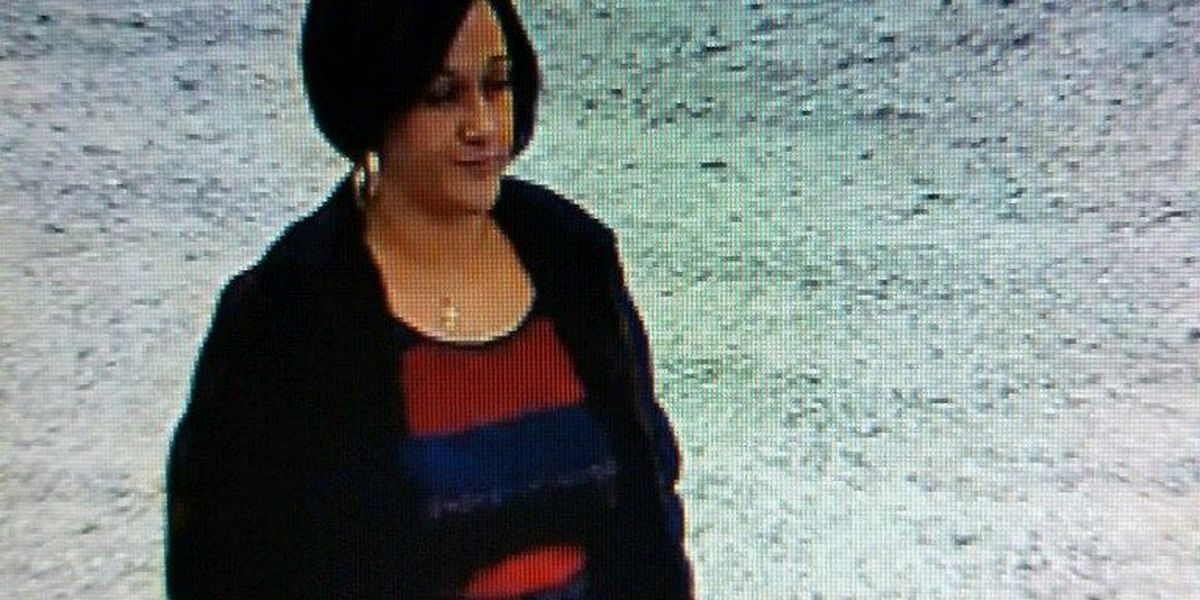 Florence police search for woman in connection with burglary, car theft