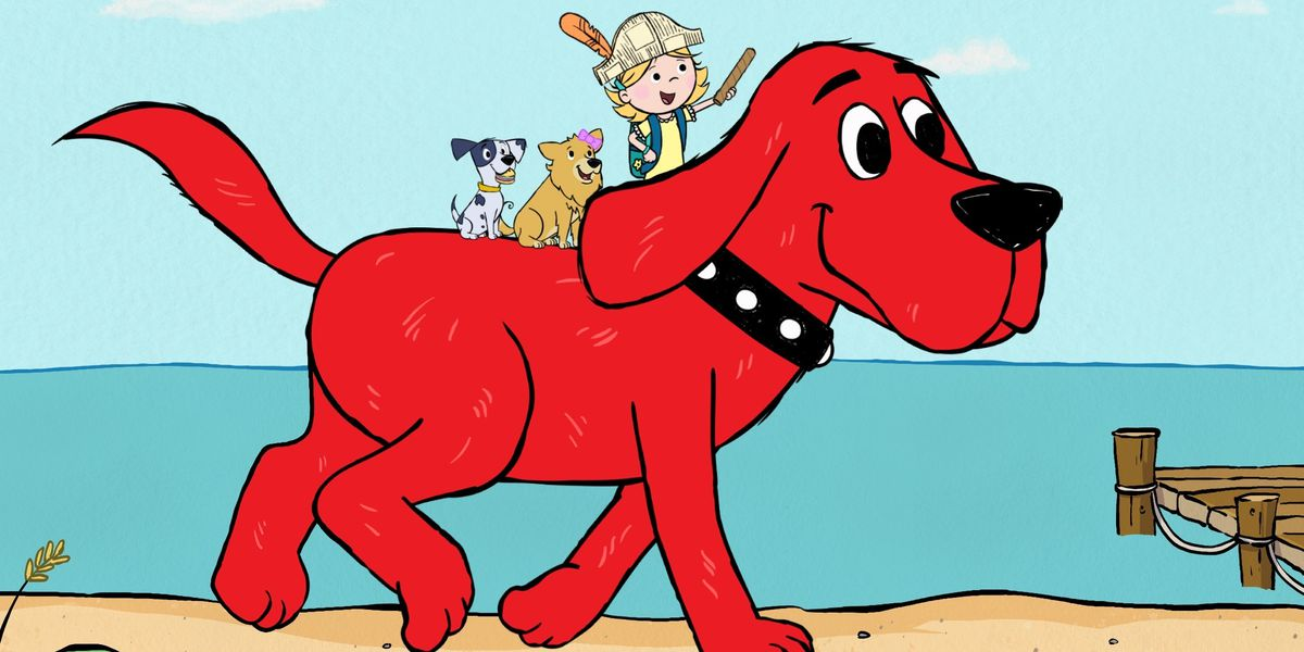 Clifford, everybody's favorite big red dog, gets a reboot
