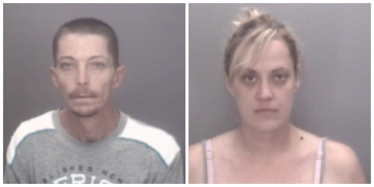 Drug complaints lead to traffic stop and search in Lumberton; two charged