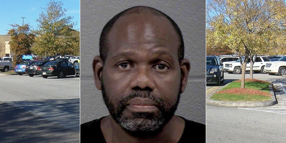 Man wanted for taking out rifle at Moncks Corner Walmart arrested in North Carolina