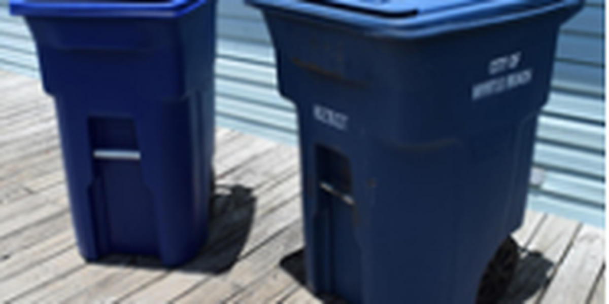 Garbage Man Week begins in Myrtle Beach