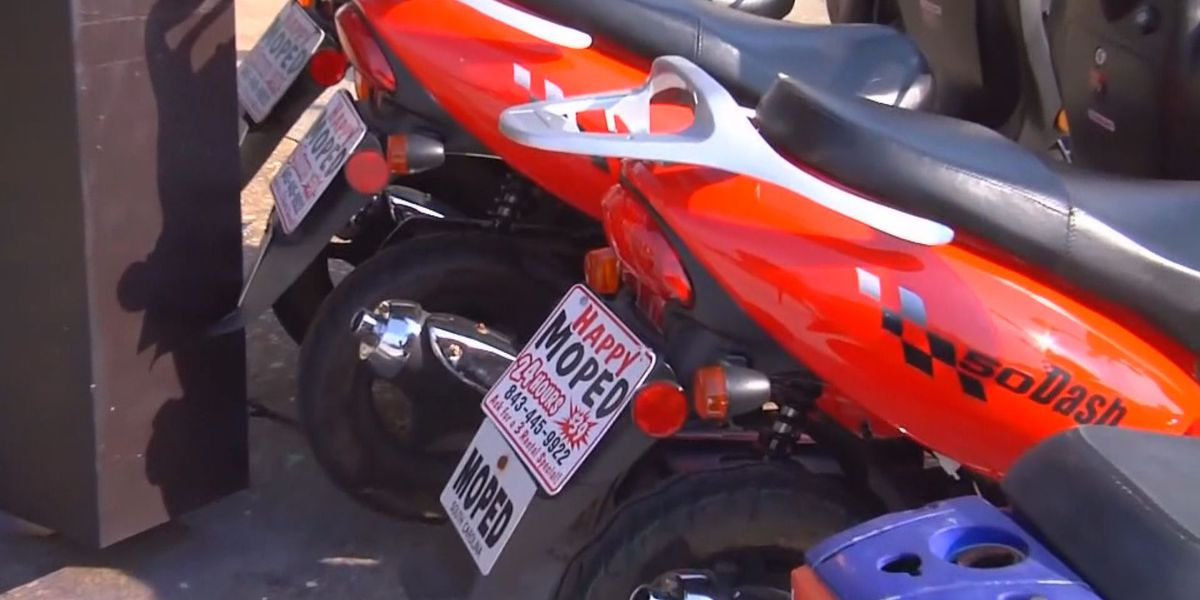 New moped laws in South Carolina go into effect today