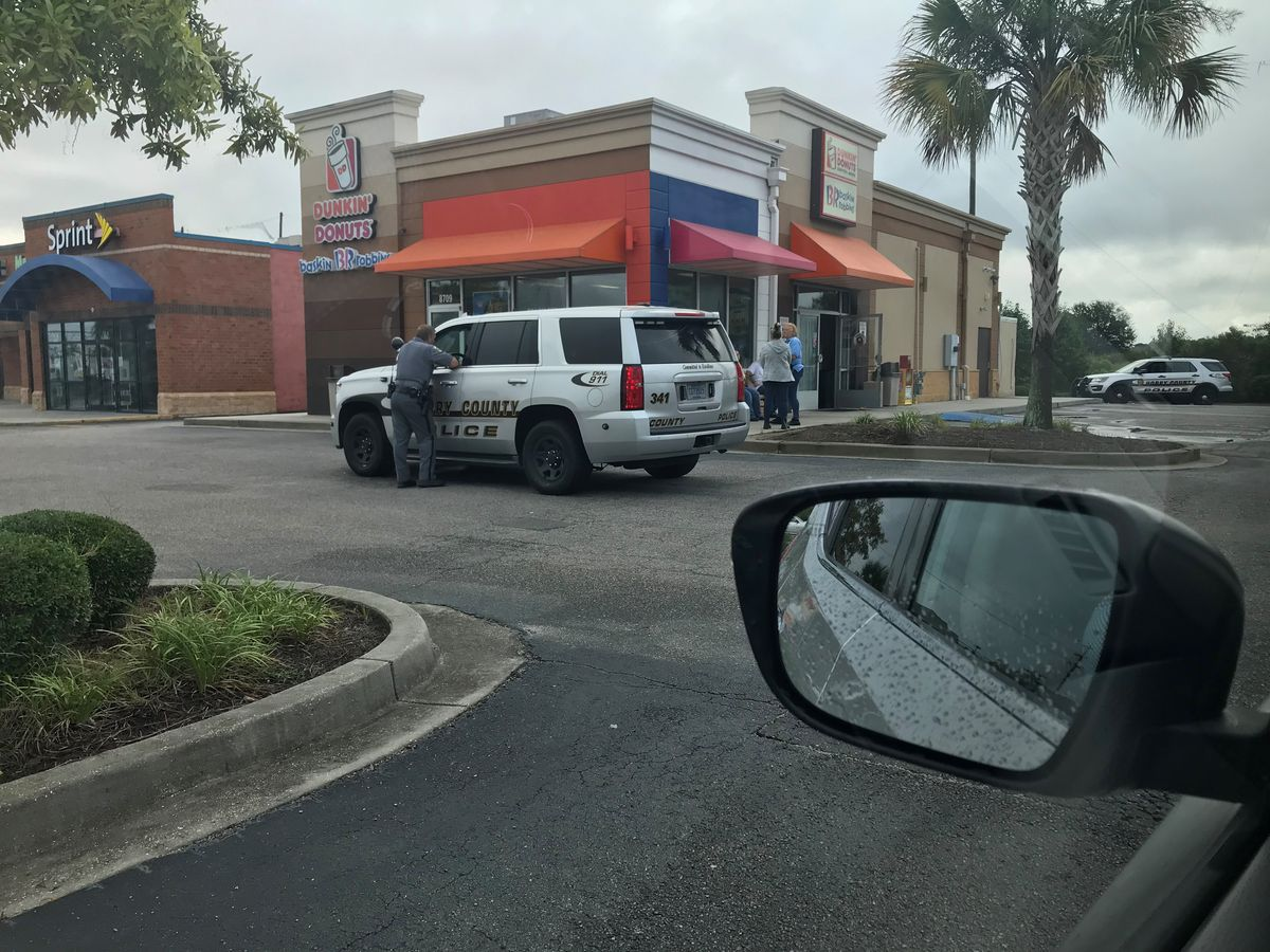 Horry County Police investigating robbery at Dunkin' Donuts
