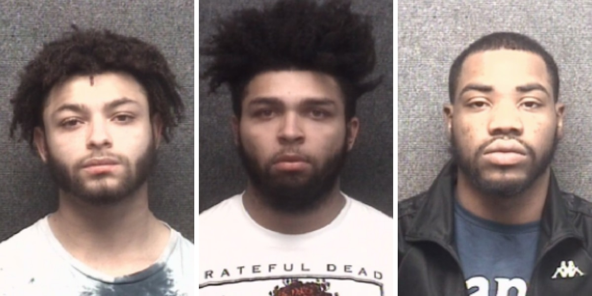 Traffic cameras help Myrtle Beach police track down suspects involved in shooting; 3 arrested