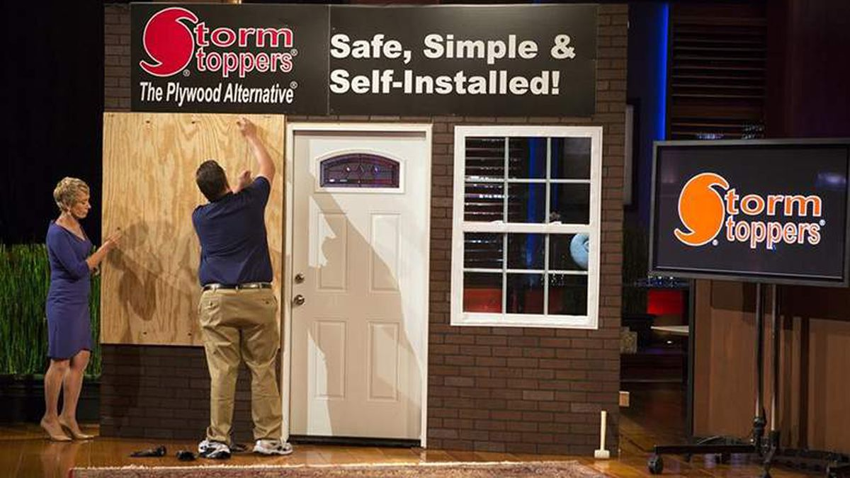 Storm Stoppers: Could it protect your home?