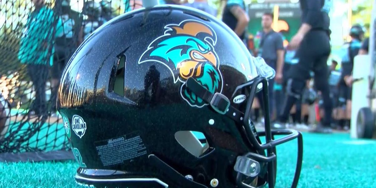 CCU hosts Eastern Michigan Saturday at newly renovated Brooks Stadium