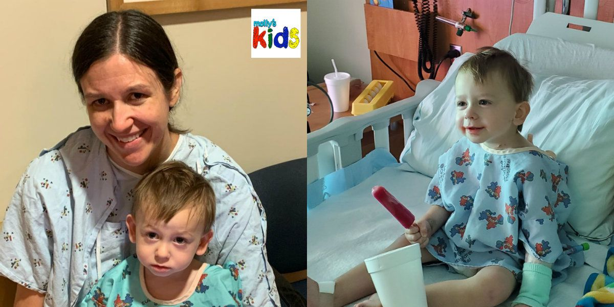 Molly's Kids: Indian Land mother donates her kidney to her son. Both doing well.