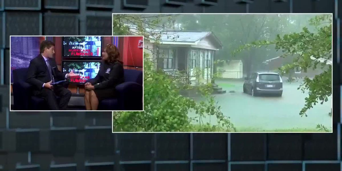 Today's Topic: FEMA discusses recovery after Florence
