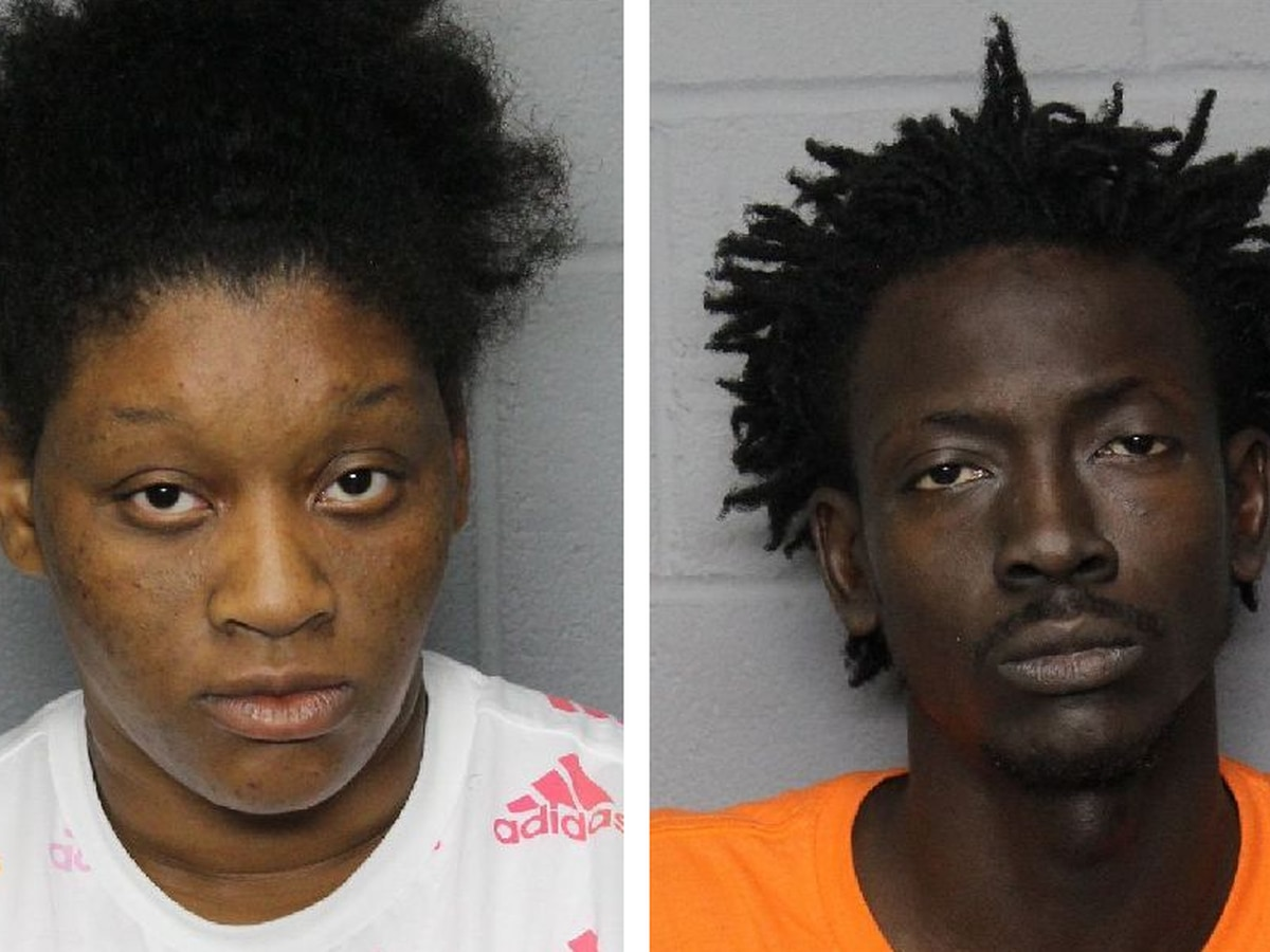 Parents charged in death of 1-year-old in Lancaster, S.C.