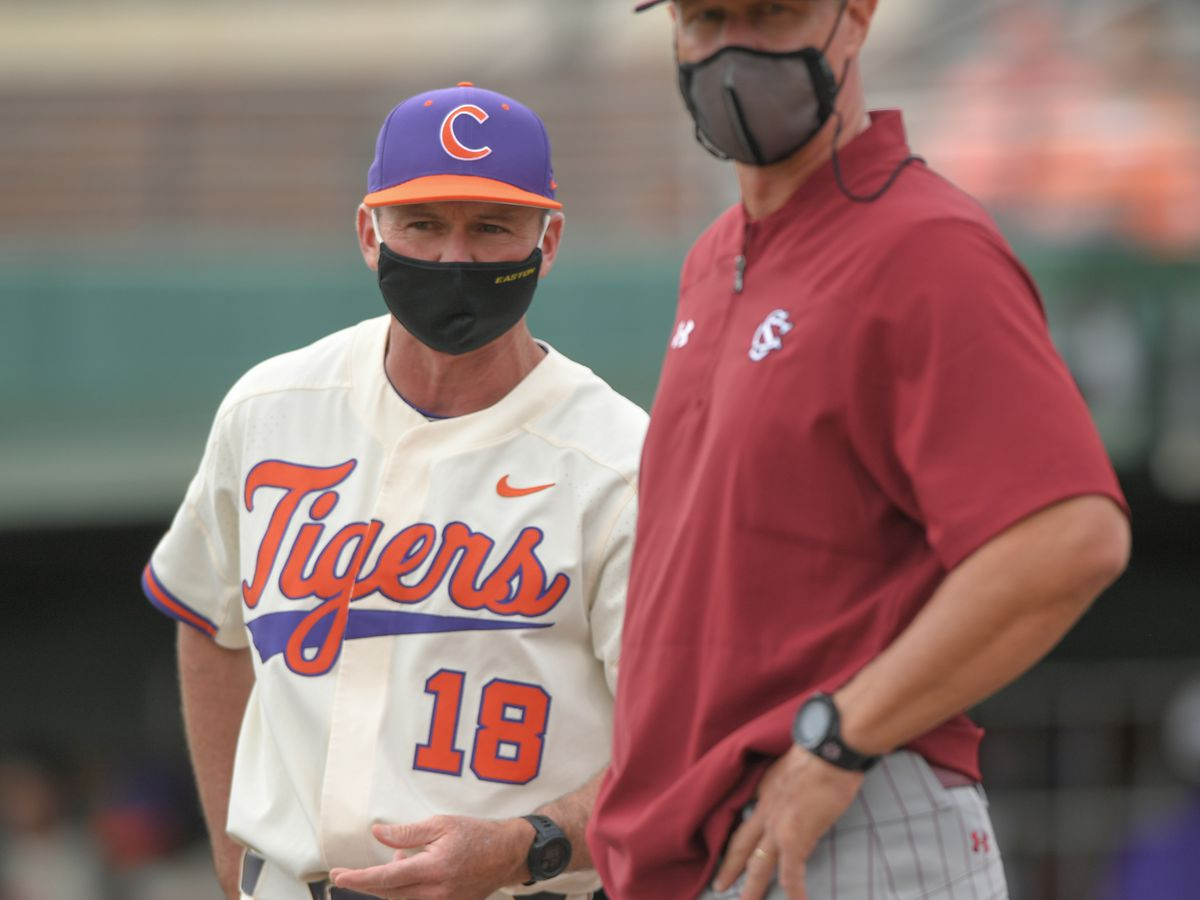 Tigers Down No. 16 Gamecocks 7-2