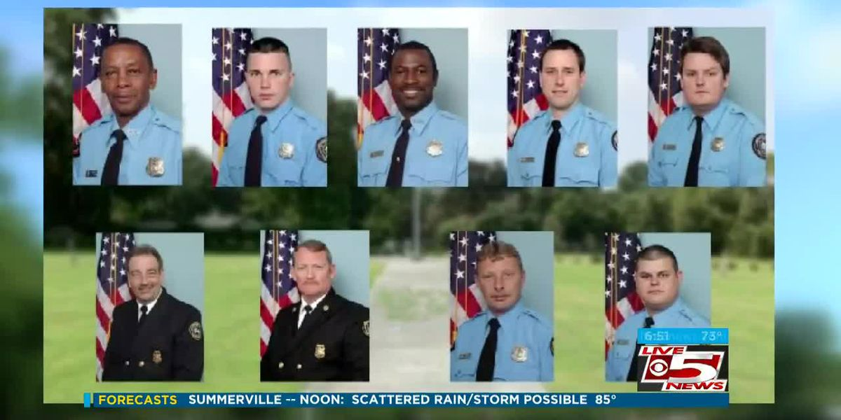 VIDEO: Remembrance ceremony set for Tuesday night to honor Charleston 9 firefighters