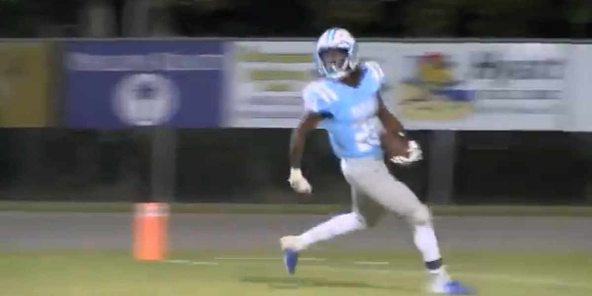 St. James standout tailback named 'Primetime Performer' for Week 10 rivalry win
