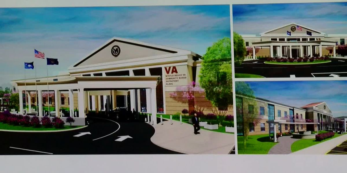 Proposed Myrtle Beach VA clinic receives final approval from city leaders