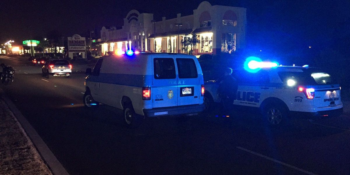 Coroner releases identity of pedestrian hit, killed by car in Myrtle Beach