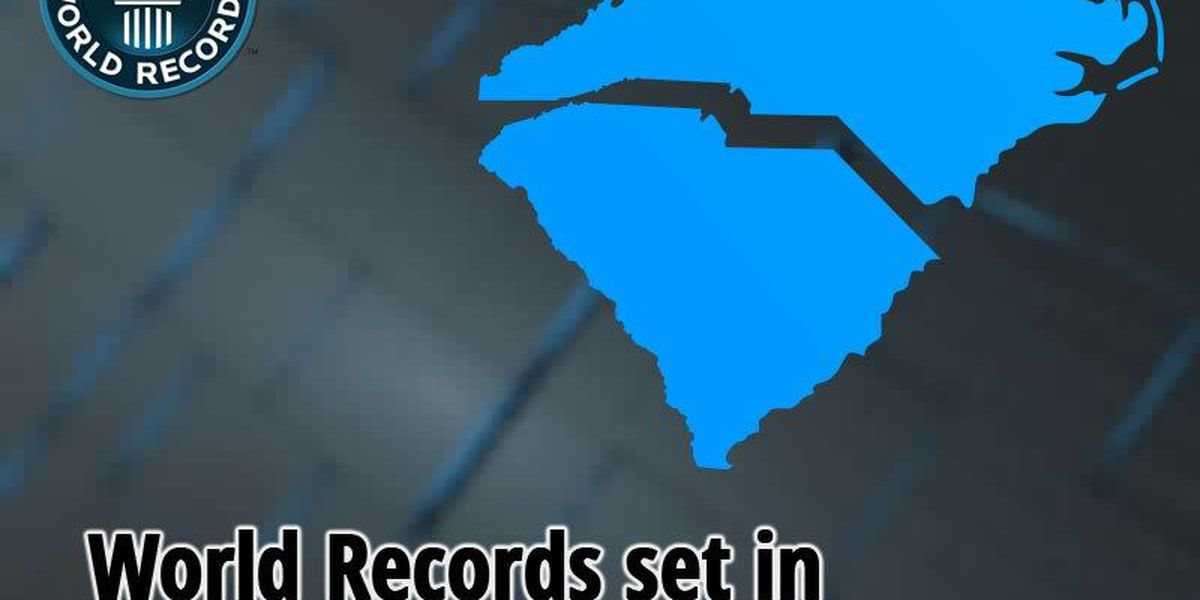 World records set in North and South Carolina