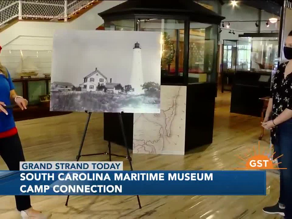 Camp Connection: Sailing Camp at the South Carolina Maritime Museum in Georgetown