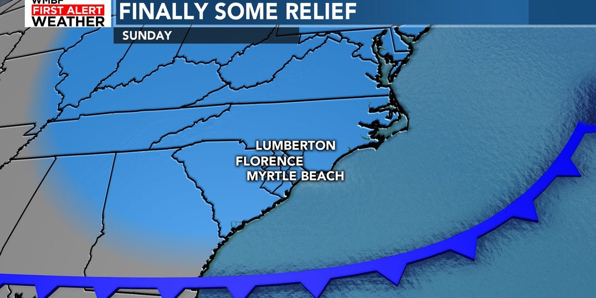 FIRST ALERT: Fall-like weather makes an appearance soon