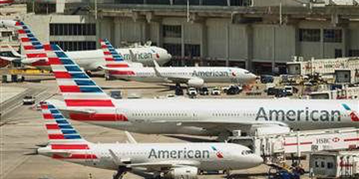 More American Airlines flights at MYR canceled due to technical issues