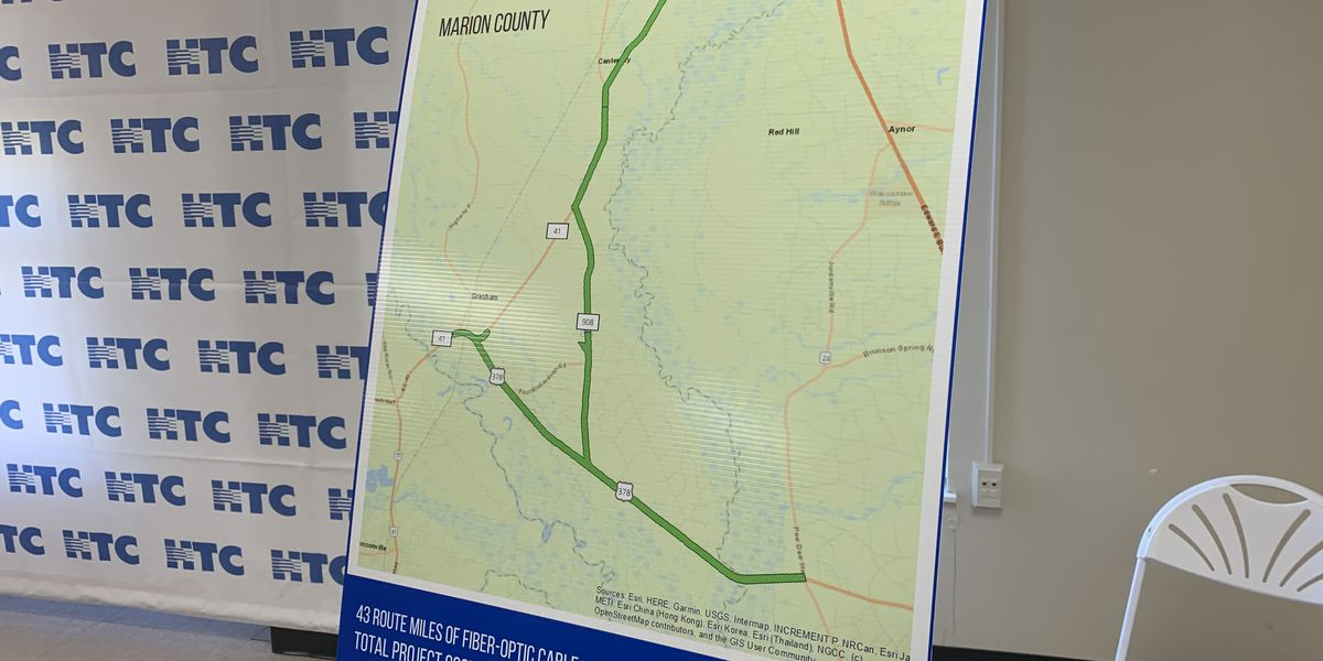 HTC expanding broadband internet access into parts of Marion County to help students, families