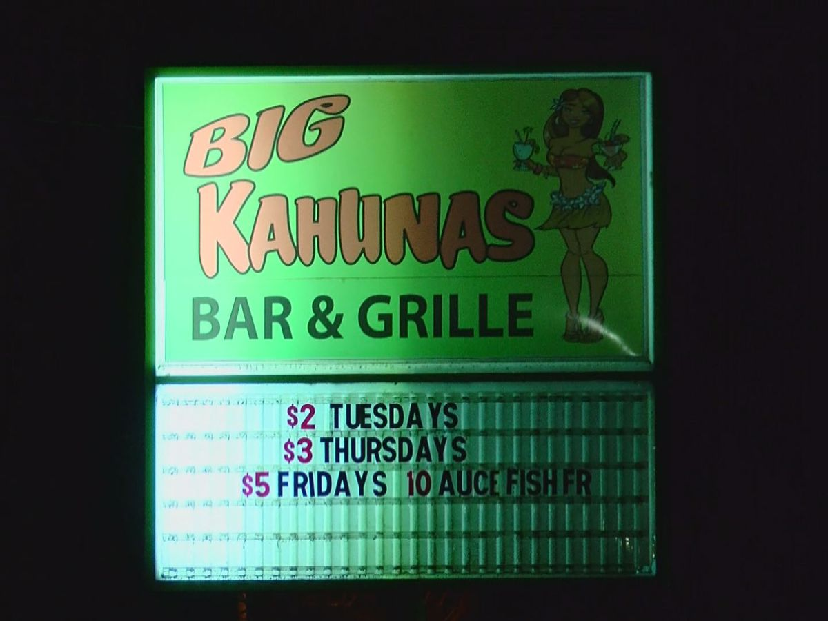 Horry County Police respond to shooting incident at Big Kahunas nightclub