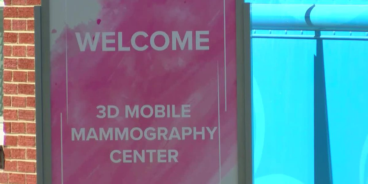 Conway Medical Center goes on the road to help women screen for breast cancer
