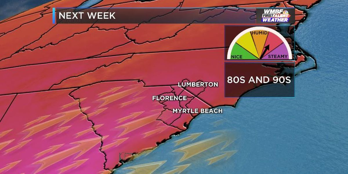 FIRST ALERT: Fall-like weekend continues, but summer isn't hiding far away