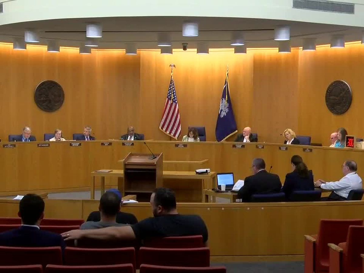 Myrtle Beach City Council approves rezoning for 'confidential' project