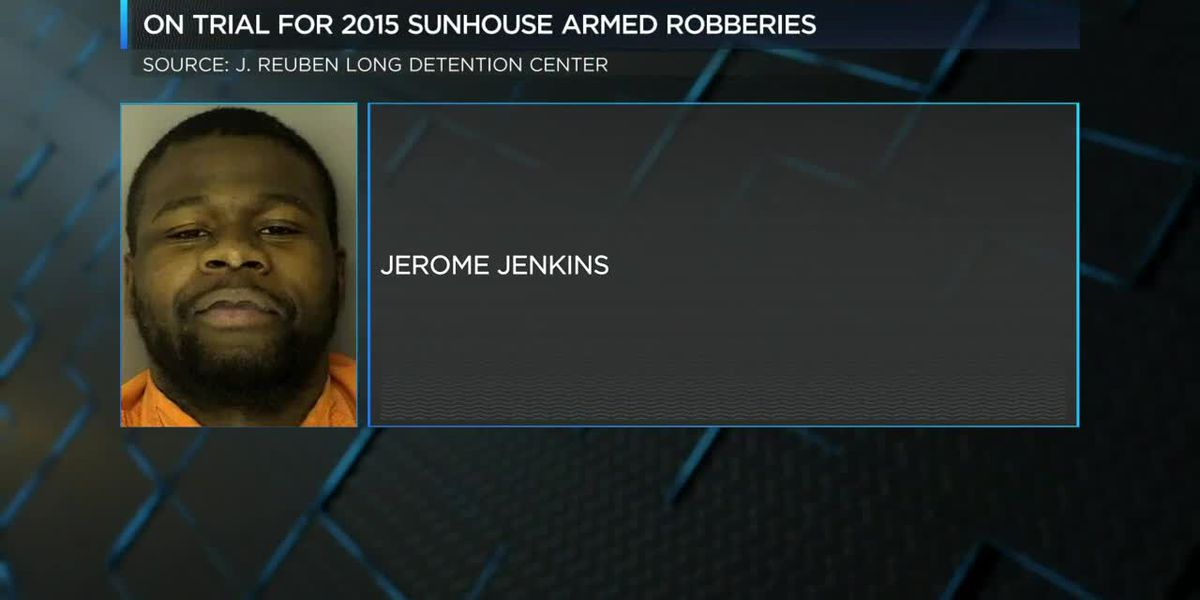 Jury selection underway for one suspect in deadly 2015 Sunhouse robberies
