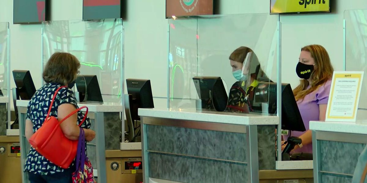 MYR Airport implements new health safety protocols
